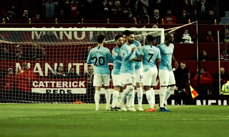 Mestarien liiga: Manchester City - Real Madrid