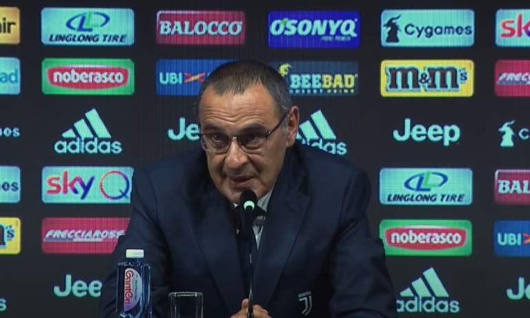 Juventus putosi Mestarien liigasta - Maurizio Sarri ulos.