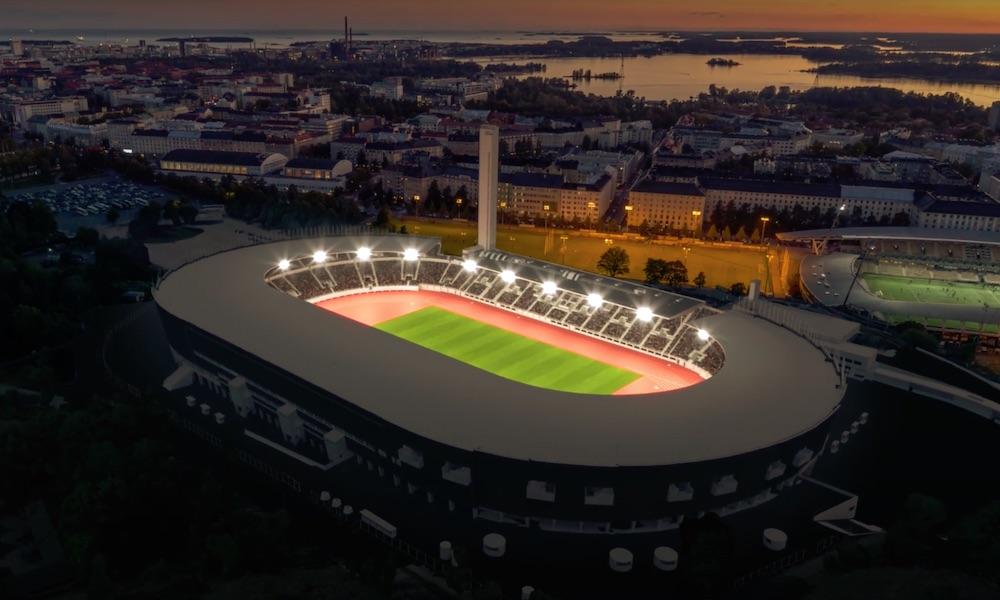 Olympiastadionista tuli se farssi jota valitettavasti meistä jokainen osasi jo etukäteen odottaa.