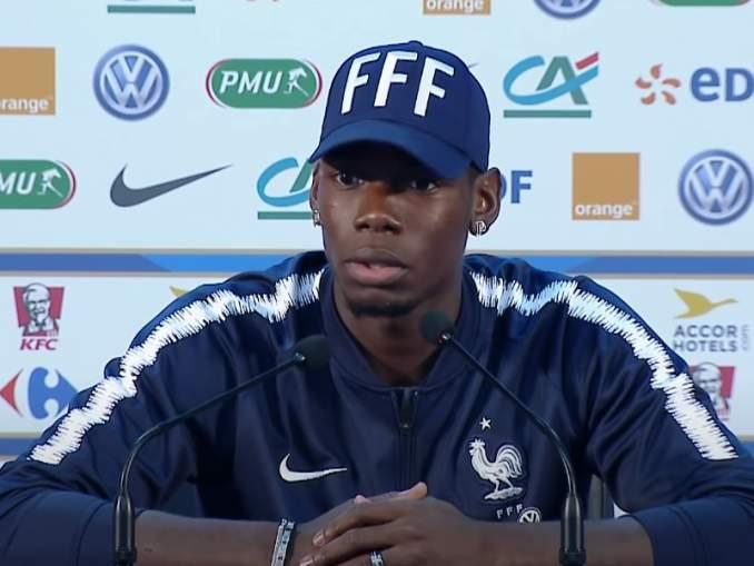 Ranskan maajoukkueelle iso menetys - Paul Pogba koronapositiivinen.