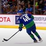 Pettersson ohitti Heiskasen NHL:n pistepörssissä, kun ruotsalaishyökkääjä takoi viime yönä hurjat kolme tehopistettä yhden ottelun aikana.