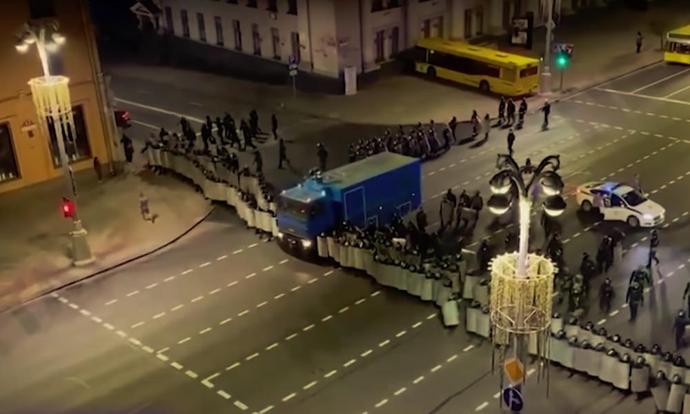 Valko-Venäjän vaalit olivat suoraan sanottuna kuvottavat ja järisyttävä osoitus maassa vallitsevasta korruptiosta.
