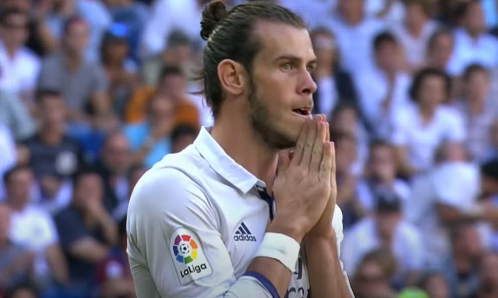 Mitä?! Real Madrid hylkäsi 100 miljoonan euron tarjouksen Gareth Balesta.