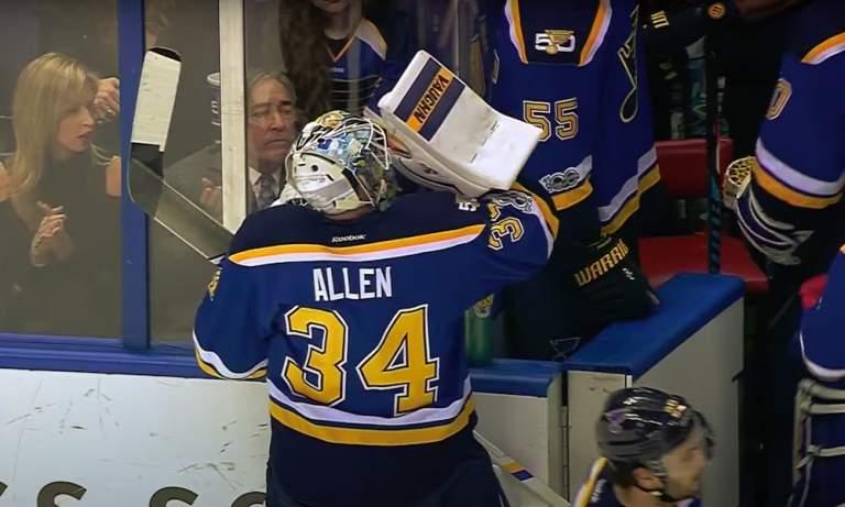 Alex Pietrangelon tulevaisuus ratkesi Jake Allenin kaupan myötä?