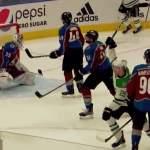 Joel Kiviranta teki hattutempun Game Sevenissä Colorado Avalanchea vastaan ja tulitti Dallas Starsin konferenssifinaaleihin.