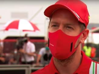 Sebastian Vettel paljastaa uransa päättymisen olleen lähellä; sai uudelta talliltaan, Aston Martinilta, upean lahjan.