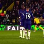 Mestarien liiga: Chelsea - Sevilla