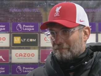Liverpool etsii maalivahtia - Aston Villa nöyryytys oli liikaa.