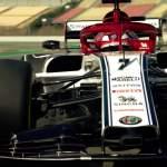 Kimi Räikkönen erikoisessa tilanteessa Imolassa: yksikään muu nykyinen F1-kuljettaja ei ole ajanut radalla F1-osakilpailun merkeissä.