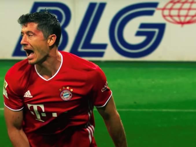 Robert Lewandowski jyräsi UEFA:n Vuoden pelaajaksi: viime vuosina palkintoja rohmunneet Lionel Messi ja Cristiano Ronaldo jäivät kauaksi taakse.