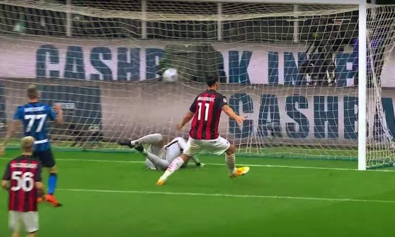 AC Milanin Zlatan palasi koronan jälkeen ja upotti paikallisvastustaja Interin kahdella maalillaan.