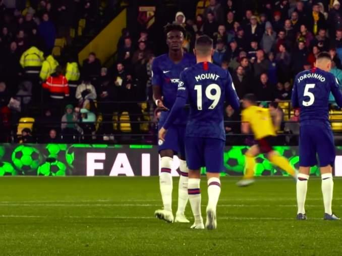 Valioliiga: Chelsea - Sheffield United
