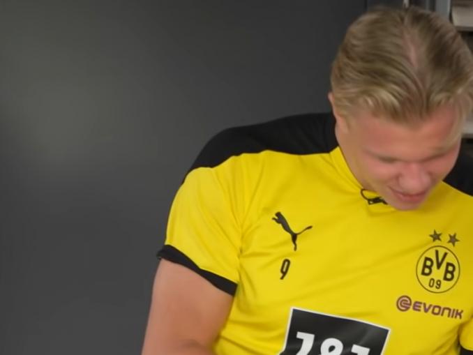 KUVA: Erling Haalandin FIFA-joukkue on täysin kipeä - ympärillä legendoja   Urheiluvedot.com