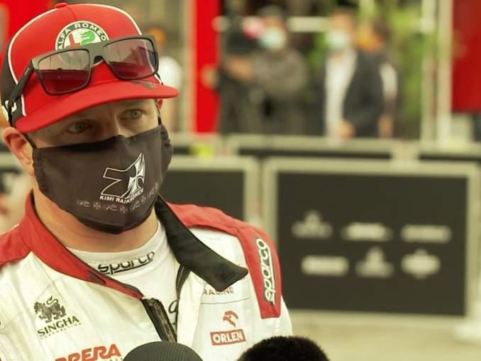 Kimi Räikkönen harmitteli tallinsa ratkaisua, sillä varikkopysähdyksen ajankohtaa venyttämällä hän olisi voinut sijoittua muutaman sijan korkeammalle.