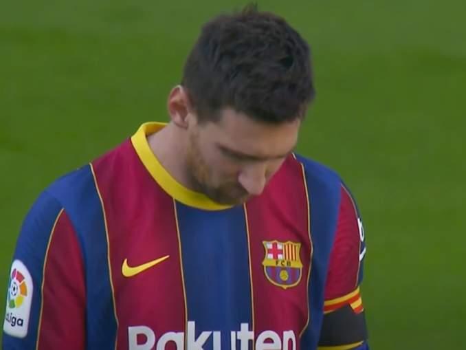 Lionel Messin kunnioitus Diego Maradonalle muuttumassa sakoksi?!