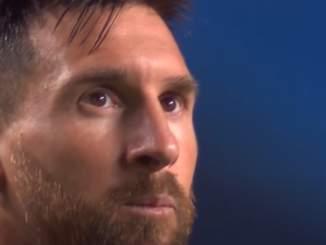 Lionel Messin ja Mohamed Elnenyn suoritukset kuin yö ja päivä.