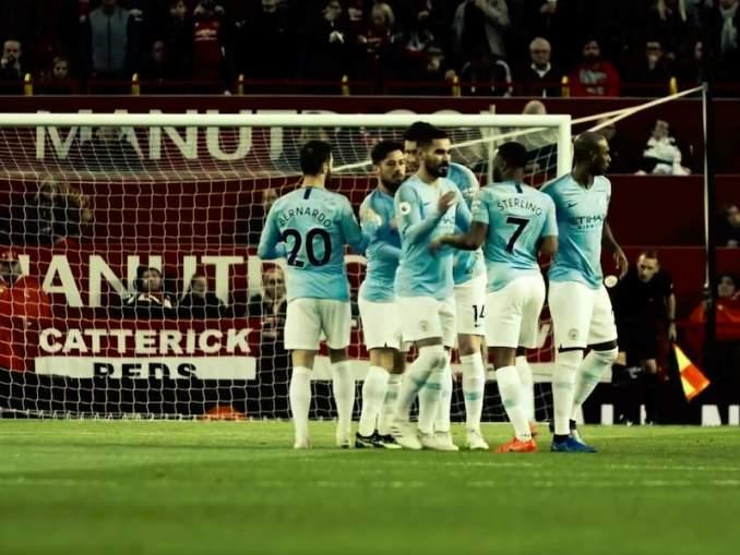 Valioliiga: Tottenham - Manchester City