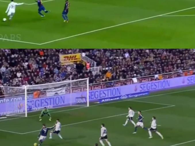 VIDEO: Cristiano Ronaldo on iskenyt useita lähes identtisiä maaleja   Urheilivedot.com