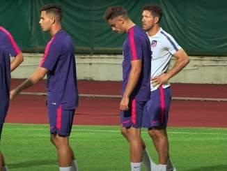 Marcos Llorente paljasti Diego Simeonesta ja tämän vetämistä harjoituksista mielenkiintoista tietoa.