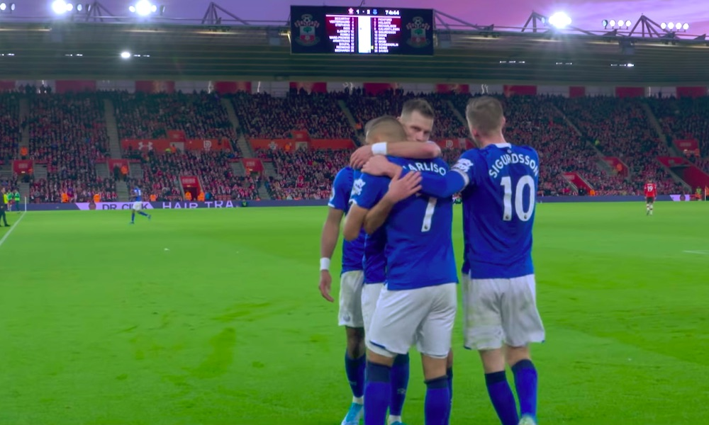EFL Cup: Everton - Manchester United