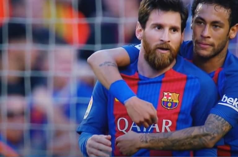 Lionel Messi ja Neymar kaikkien aikojen hyökkäysduo?
