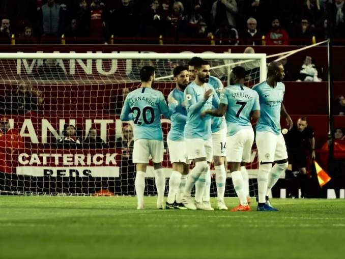 Mestarien liiga: Manchester City - Marseille