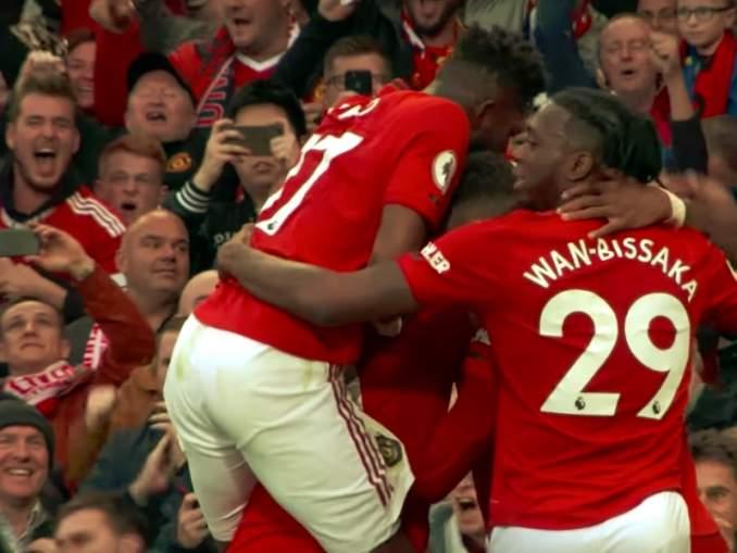 Valioliiga: Manchester United - Wolverhampton
