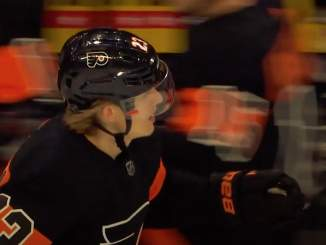 Philadelphia Flyersin Oskar Lindblom parantui syövästä: ruotsalainen kuuli ilouutisen eilen.