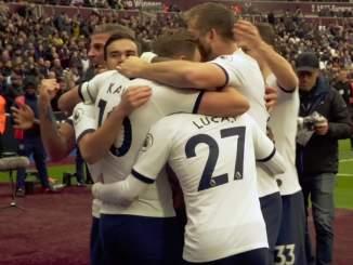 Valioliiga: Tottenham - Leicester