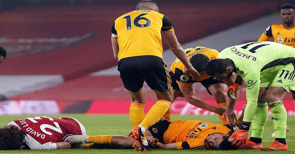 Arsenal Wolves urheiluvedot