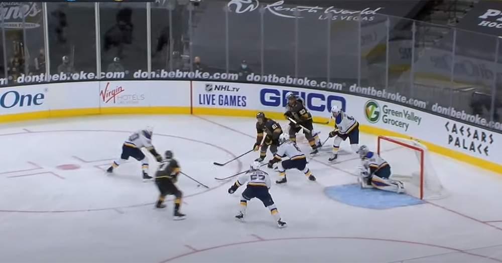 Vegas St Louis NHL urheiluvedot