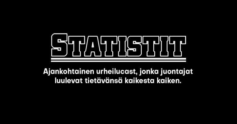 Statistit cover