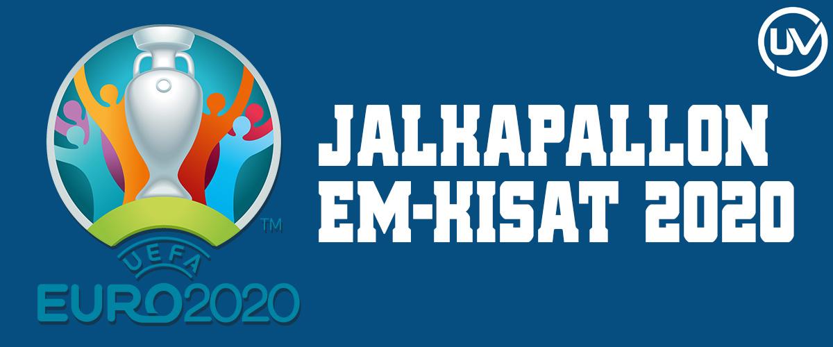 Jalkapallon EM-kilpailut UEFA Euro 2020