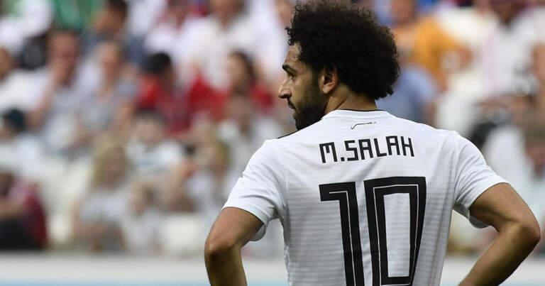 Mo Salah urheiluvedot