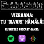 statistit podcast arttu hämäläinen