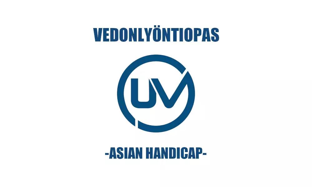 Vedonlyöntiopas Asian Handicap