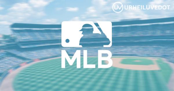 MLB urheiluvedot vihjekuva