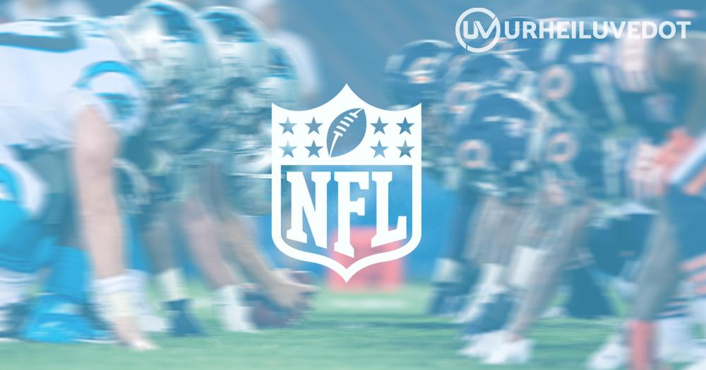 NFL urheiluvedot vihjekuva