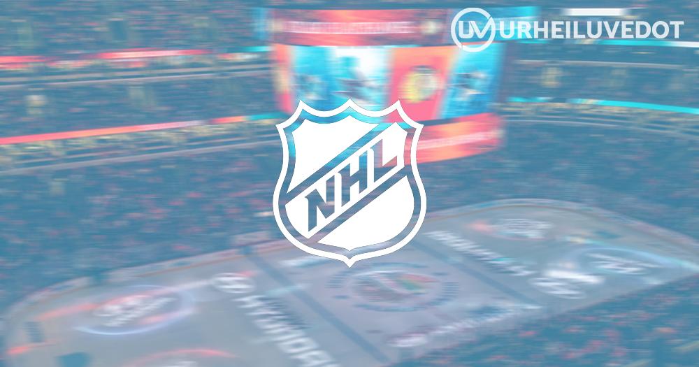 NHL urheiluvedot vihjekuva