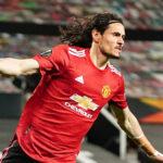 Edinson Cavani nähdään ensi kaudellakin Manchester Unitedin väreissä