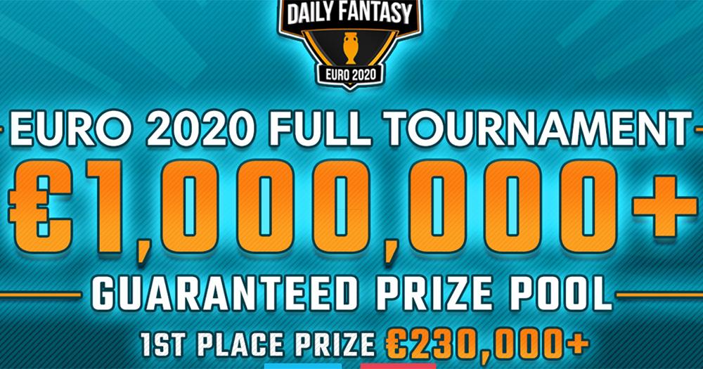 Jalkapallon EM-kisojen Fantasyn potissa yli 1,1 miljoonaa euroa!