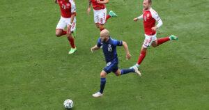 Huuhkajat yllätti Tanskan B-lohkossa