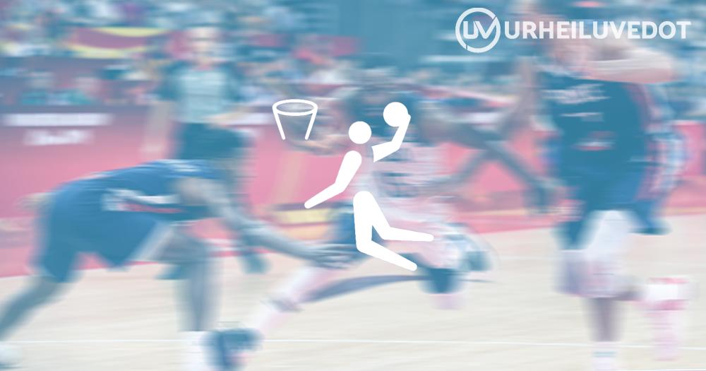 Tokion olympialaiset koripallo